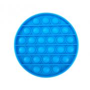 Сенсорная игрушка для детей Pop It (Синяя)