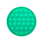 Сенсорная игрушка для детей Pop It (Зеленая)