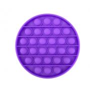 Сенсорная игрушка для детей Pop It (Фиолетовая)