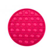 Сенсорная игрушка для детей Pop It (Красная)