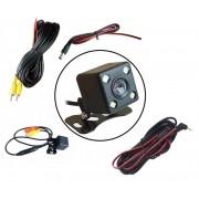 Камера заднего вида CR75 для автомагнитол (Черный)