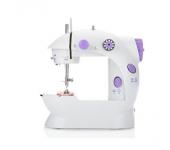 Мини швейная машинка Mini Sewing Machine (Белая)