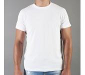 Мужская футболка L (Белая)