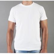 Мужская футболка XS (Белая)