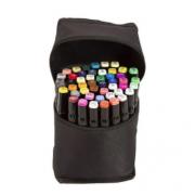 Набор маркеров Touch 36 цветов (Черный)