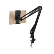 Настольный держатель планшета Lazy Mobile Phone Holder с поворотом на 360 градусов (Черный)