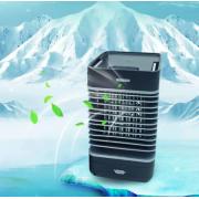 Портативный мини кондиционер воздуха Handy Cooler Evaporative Air Cooler (Черный)