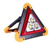 Светодиодный знак аварийной остановки на батарейках WORKIG LAMP W-838