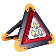 Светодиодный аккумуляторный знак аварийной остановки WORKIG LAMP W-838