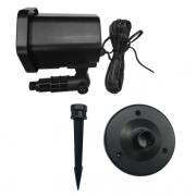 Уличный новогодний лазерный проектор 717 (Черный)