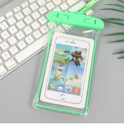 Водонепроницаемый универсальный чехол для телефона (Зеленый)