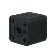 Wi-Fi Камера IP наблюдения c ночным видением MINI100 высокой четкости (Черная)
