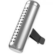 Автомобильный ароматизатор Baseus Horizontal Chubby Car Air Freshener SUXUN-PDB0S (Серебристый)
