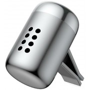 Автомобильный ароматизатор Baseus LittleFatty In-vehicle Fragrance SUXUN-PDA0S (Серебристый)