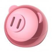 Автомобильный ароматизатор Baseus Little Fragrant Pig Fragrance Holder SUXUN-XZ04 (Розовый)