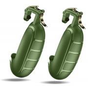 Геймпад-триггер Baseus grenade handle for games ACSLCJ-06 (Зеленый)