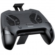 Геймпад-триггер Baseus Cool Play Games Dissipate-heat Hand Handle ACSR-CW01 (Черный)