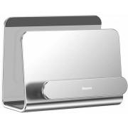 Держатель Baseus wall-mounted metal holder SUBG-0S (Серебристый)
