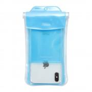 Водонепроницаемый чехол Baseus Safe Airbag Waterproof Case ACFSD-C03 (Синий)
