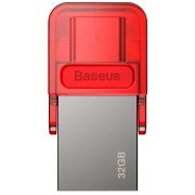 Флеш-накопитель Baseus Red-hat Type-C USB Flash Disk Tarnish body ACAPIPH-EA9 (Красный)