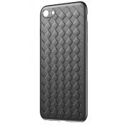 Чехол Baseus BV Weaving Case for iPhone 6 Plus/6s Plus WIAPIPH6SP-BV01 (Черный)