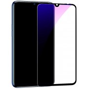 Защитное стекло Baseus 0.3mm All-screen Arc-surface Anti-bluelight Tempered Glass Film For Mi 9 SGMIM9-KB01 (Черный)