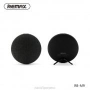 Аудиоколонка Remax RB-M9 bluetooth (Черная)