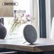 Аудиоколонка Remax RB-M9 bluetooth (Серебристая)