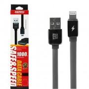 Кабель USB Lightning Remax Safe Speed (Черный)
