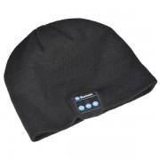 Умная шапка с наушниками bluetooth Kovp (Черный)