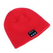 Умная шапка с наушниками bluetooth Kovp (Красный)