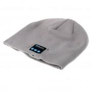 Умная шапка с наушниками bluetooth Kovp (Серый)