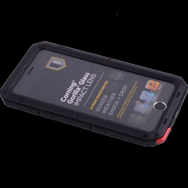 Lunatik Taktik Extreme защитный чехол для Apple iPhone 6/6S (Черный)