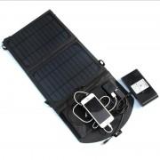 Солнечная панель (2 панели) 10 Вт SW-H10