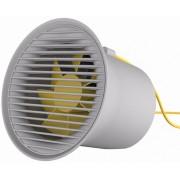 Настольный вентилятор Baseus Small Horn Desktop Fan CXLB-0G (Темно-серый)