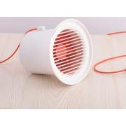 Настольный вентилятор Baseus Small Horn Desktop Fan CXLB-02 (Белый)