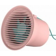 Настольный вентилятор Baseus Small Horn Desktop Fan CXLB-04 (Розовый)