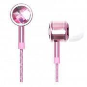 Вакуумные наушники Xiaomi 1More Crystal (Розовый)