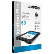 SSD 60 GB SmartBuy Ignition PLUS (SB060GB-IGNP-25SAT3) SATA-III, 2,5''