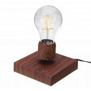 Левитирующая лампочка Bulb Night Light (Коричневый)