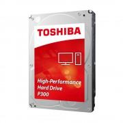 HDD Toshiba 500GB P300 High-Performance BULK, SATA-III, 7200 RPM, 64 Mb, 3.5''
