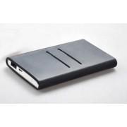 Силиконовый чехол для Power Bank 5000 Slim (черный)