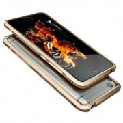 Алюминиевый бампер для Xiaomi Mi5s (Luphie, золотой)