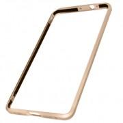 Алюминиевый бампер для Xiaomi Mi5S Plus (Luphie, золотой)
