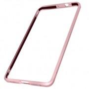 Алюминиевый бампер для Xiaomi Mi5S Plus (Luphie, розовый)