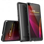 Аллюминиевый бампер-рамка для Xiaomi Redmi Note 3 (черный)