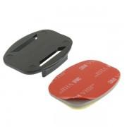 Комплект двухсторонних стикеров 3M с платформой для экшн-камер Ксиаоми Yi (4 платформы + 4 стикера)