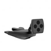 Автомобильный держатель в дисковод для Xiaomi (Deppa, черный)