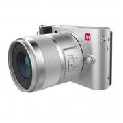 Беззеркальный цифровой фотоаппарат Yi M1 + 1 объектив (Yi, серебристый)