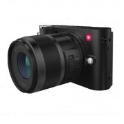 Беззеркальный цифровой фотоаппарат Yi M1 + 2 объектива (Yi, черный)